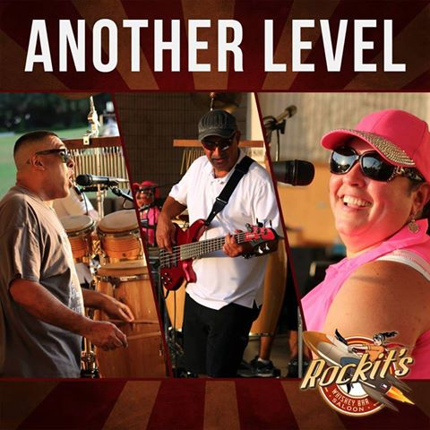 Another Level @ Rockit's Whiskey Bar and Saloon | Corpus Christi | Texas | United States