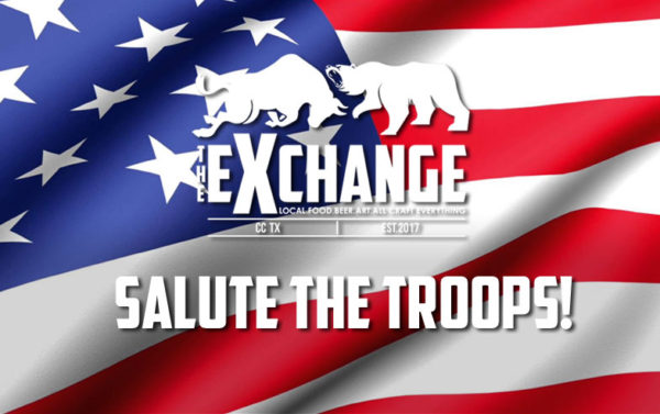 Military Appreciation Month at The Exchange @ The Exchange