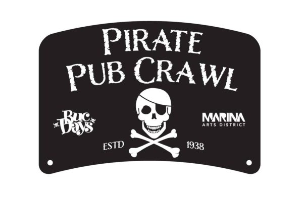 Pirate Pub Crawl @ Downtown Corpus Christi