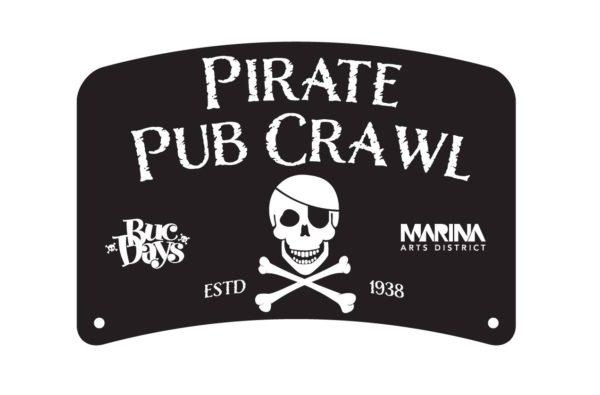 Pirate Pub Crawl @ Downtown Corpus Christi