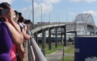 Bridgewalk 50th Harbor Bridge