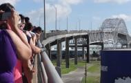Bridgewalk 50th Harbor Bridge