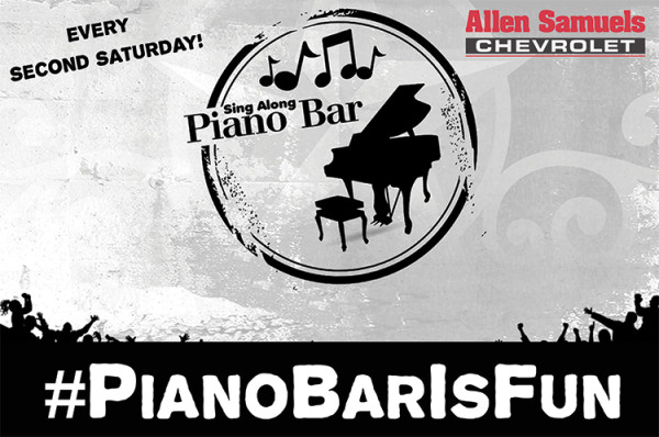 Sing Along Piano Bar @ Brewster Street Icehouse | Corpus Christi | Texas |  United States