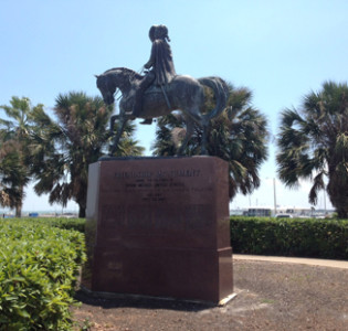 Corpus Christi Texas Friendship Statue