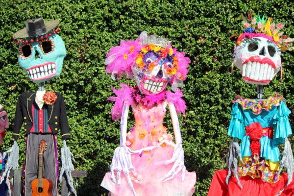 10th Annual Dia de los Muertos Street Festival @ K Space Contemporary