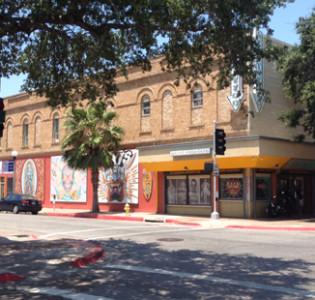 Downtown Corpus Christi Texas La Toria