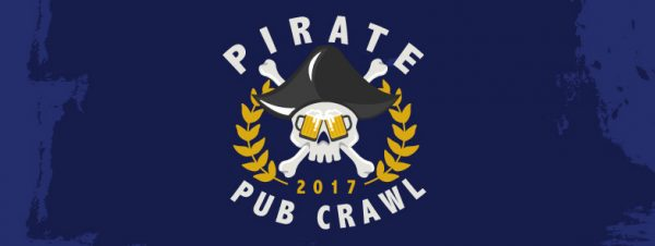 2nd Annual Pirate Pub Crawl @ HARRISON'S LANDING - TAVERN ON THE BAY | Corpus Christi | Texas | United States