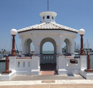 Downtown Corpus Christi Mirador