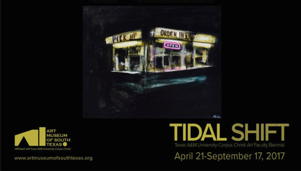 Last Chance to View Exhibition: Tidal Shift @ Art Museum of South Texas  | Corpus Christi | Texas | United States