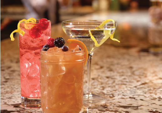 Social Hour at the Republic of Texas lounge @ Republic of Texas Bar & Grill, 20th Floor of the Omni Corpus Christi Hotel   Corpus Christi   Texas   United States