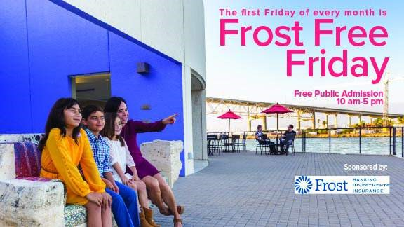 Frost Free First Friday @ Art Museum of South Texas | Corpus Christi | Texas | United States